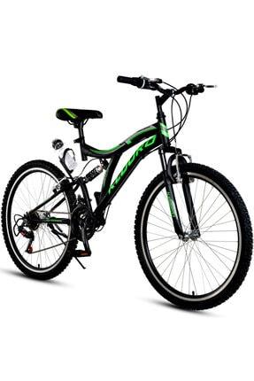 Kldoro Kd-029 26 Jant Bisiklet 21 Vites Çift Amortisör Erkek Dağ Bisikleti