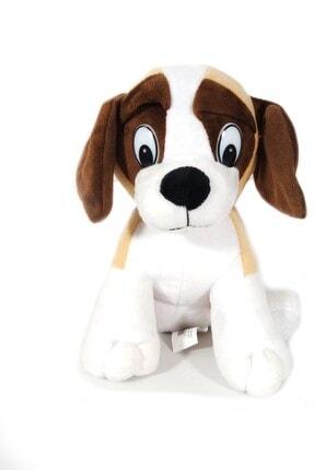 Kızılkaya Oyuncak Peluş Sevimli Köpekler 25 Cm Atkılı Kazaklı Uyku Arkadaşı Hediyelik