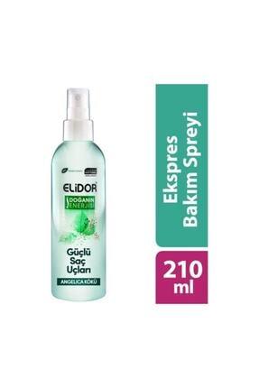 Elidor Express Saç Bakım Spreyi - Güçlü Saç Uçları 210 ml