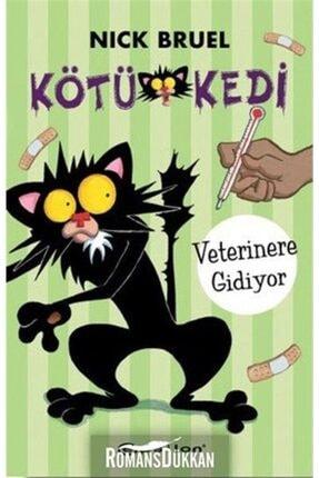 Epsilon Yayınları Kötü Kedi Veterinere Gidiyor (ciltli)