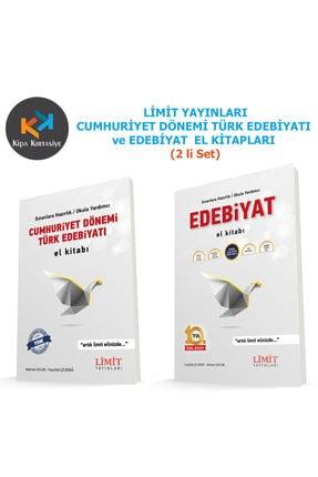 Limit Yayınları Cumhuriyet Dönemi Türk Ve Edebiyat El Kitapları