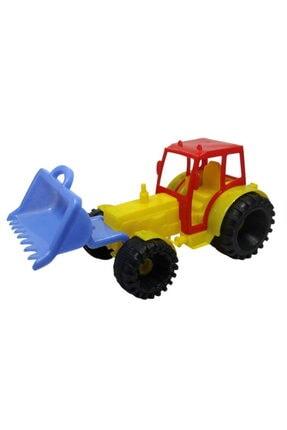 Sanalmarketi Kepçeli Traktör