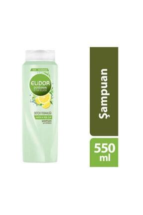 Elidor Şampuan Detox Lemon 550 Ml