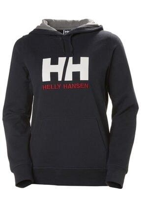 Helly Hansen Kadın Lacivert Spor Sweatshirt
