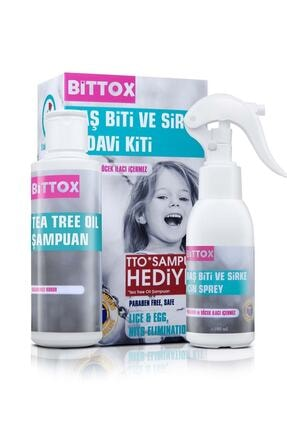 Bittox Bit Spreyi + Şampuanı 100 Ml 20190100013