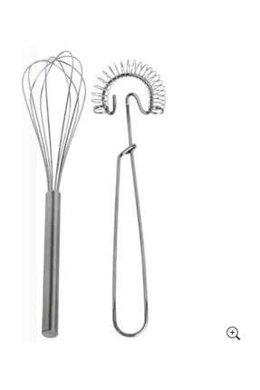Hisar Ikea Idealisk 2 Li Çırpıcı Ikili Çırpma Seti
