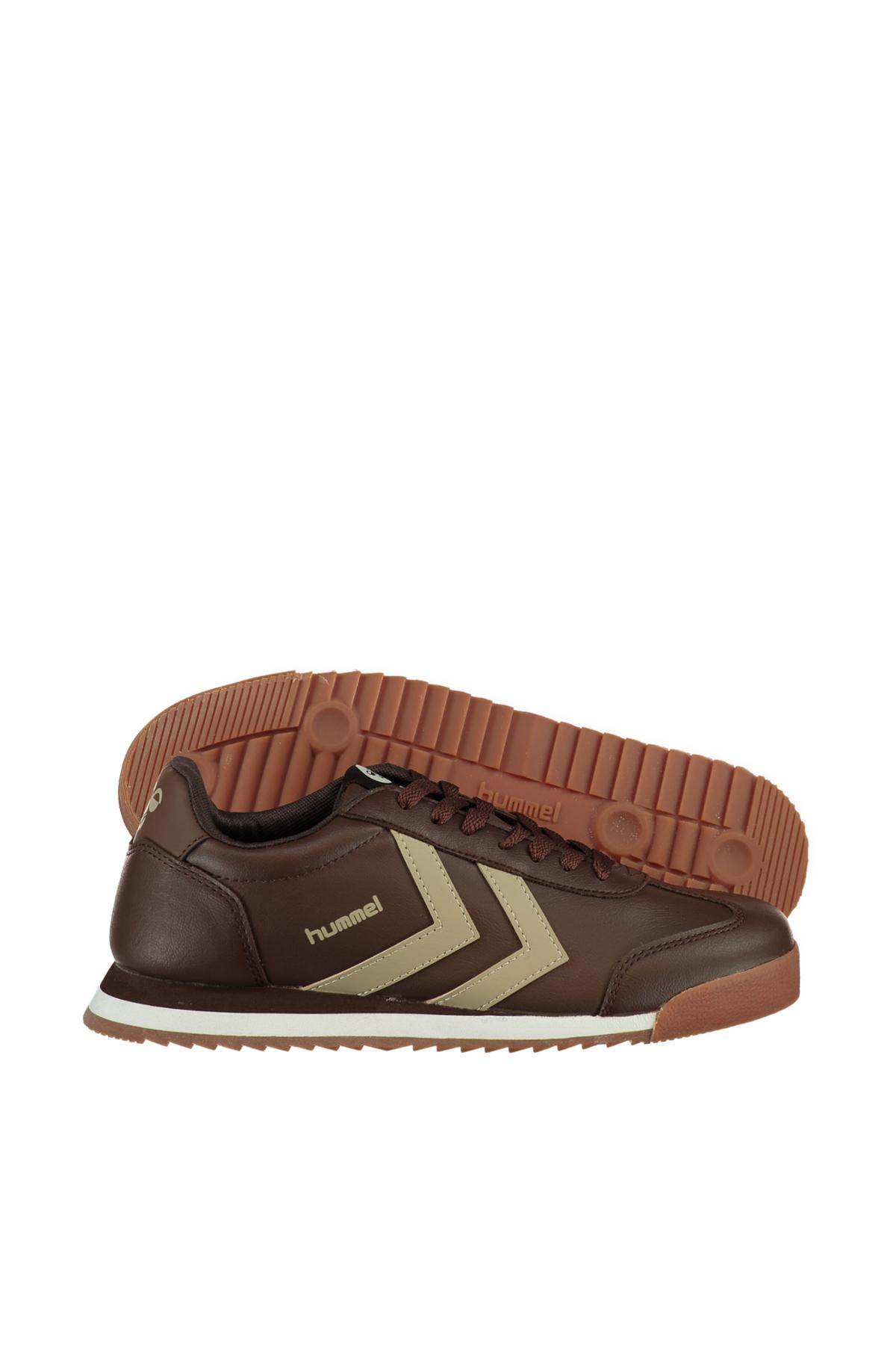HUMMEL MESSMER 23 Kahverengi Erkek Sneaker 100293356 1