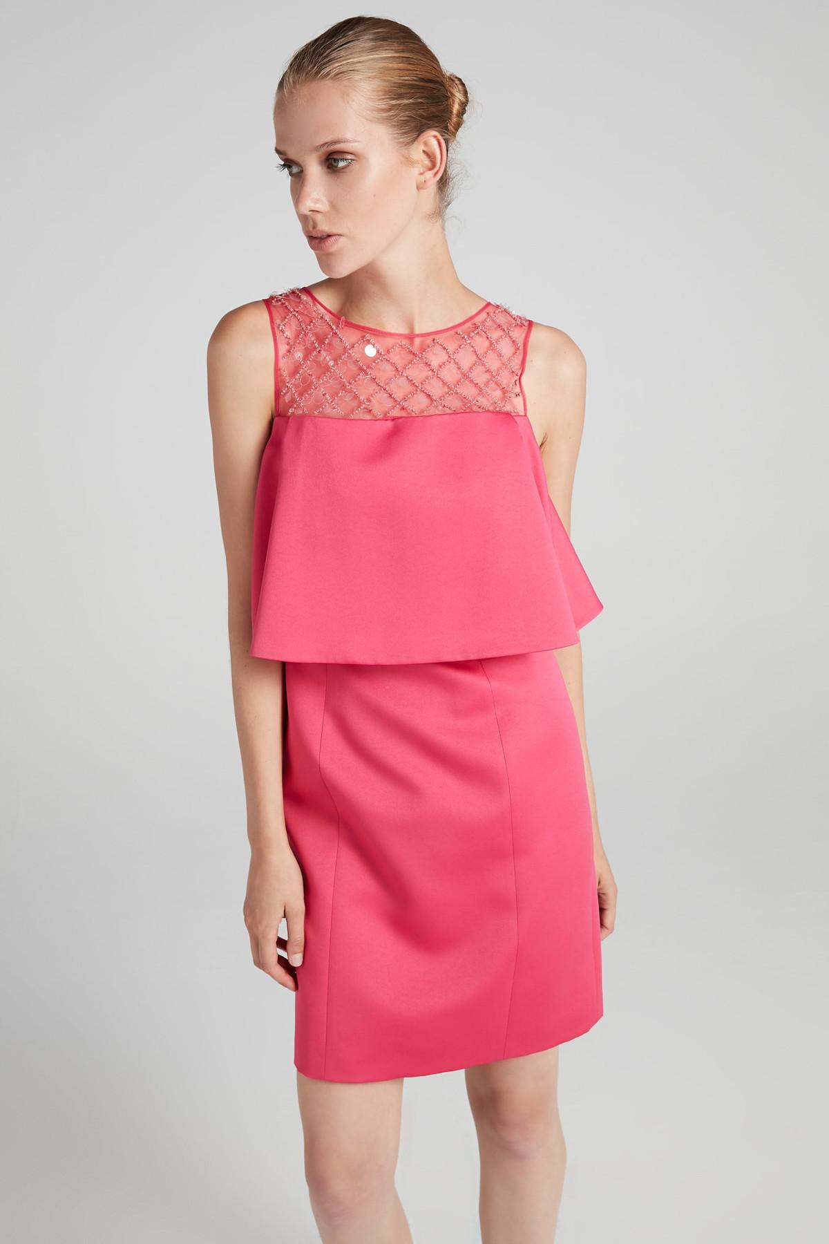 İpekyol Kadın Pembe Elbise IW6170002191 1