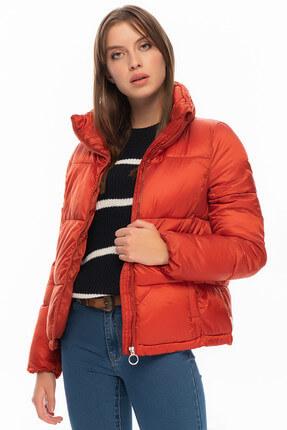 Vero Moda Kadın Kırmızı Mont 10198972