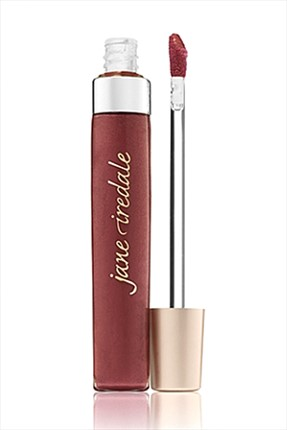 Jane Iredale Dudak Parlatıcısı - Kahve Tonlarında - Pure Gloss Lipgloss / Rasp Berry 7 ml 670959240231