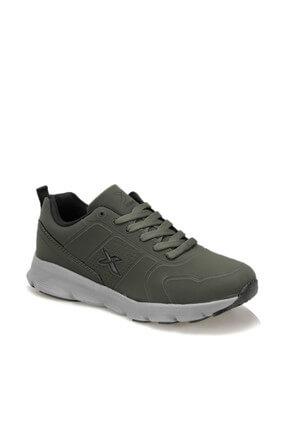 Kinetix Almera Ii Haki Siyah Açık Gri Erkek Fitness Ayakkabısı 100323415