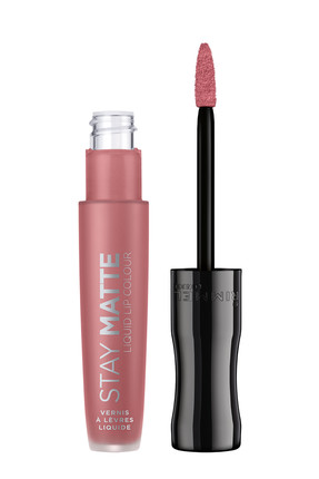 RIMMEL LONDON Ruj - Stay Matte Liquid Lipstick 110 Blush 3614224429270