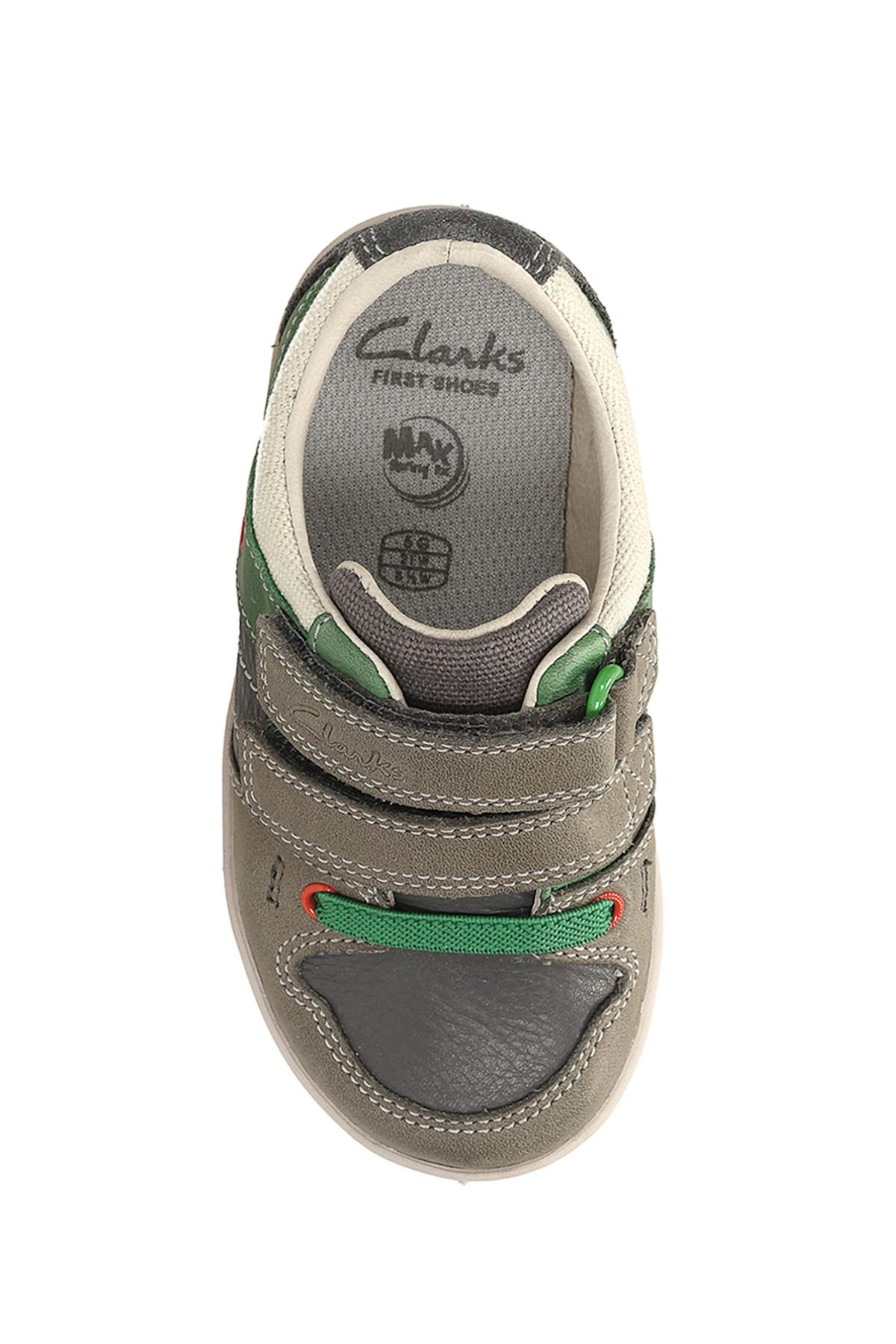 CLARKS Hakiki Deri Çocuk Ayakkabı 261059427 2