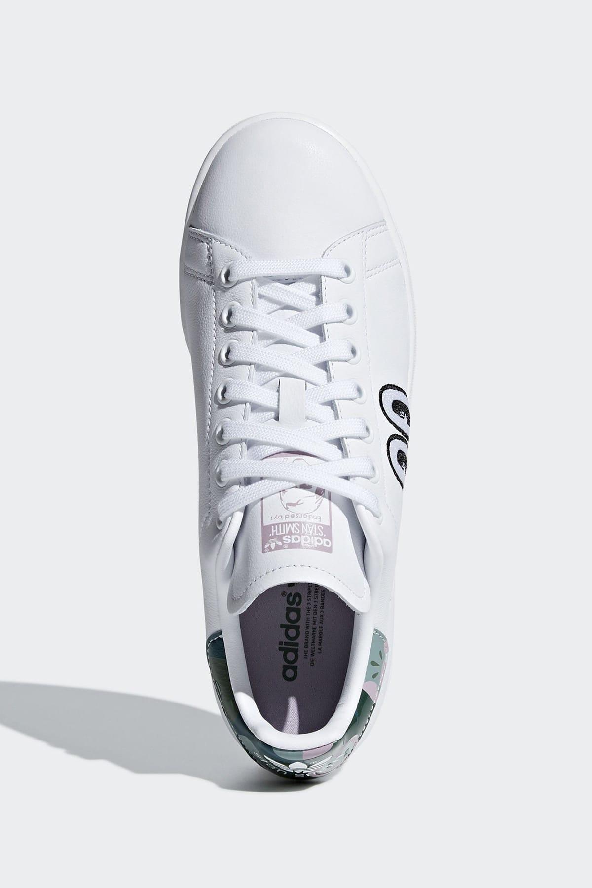 adidas Kadın Originals Spor Ayakkabı - Stan Smith W - CM8415 2
