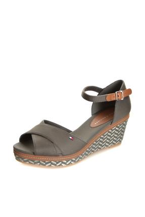 Tommy Hilfiger Kadın Dolgu Topuklu Ayakkabı 1THFW2017024