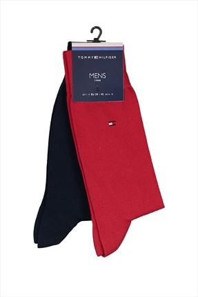 Tommy Hilfiger Erkek Classıc 2P Çorap 08A1371111