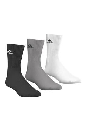 adidas Unisex Çorap - 3S Per Cr Hc 3P 3Lü - AA2299