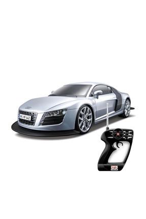 Maisto Tech Gri  1:10 Audi R8 V10 Uk Araba