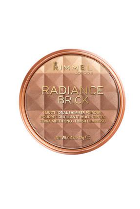 RIMMEL LONDON Bronzlaştırıcı Pudra - Natural Bronzer Medium 3614223982905