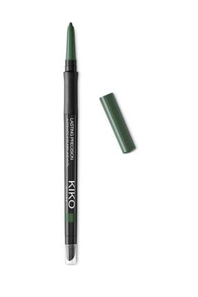 KIKO Eyeliner - Lasting Precision Automatic Eyeliner & Kajal 11 Camouflage Green 0.35 gr 8025272616362