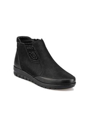 Polaris 92.101083.Z Siyah Kadın Comfort Ayakkabı 100573783