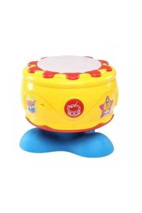 Can Toys Can Işıklı Müzikli Davul