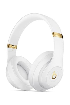 Beats Studio3 MQ572EE/A Bluetooth Kablosuz Kulaküstü Kulaklık - White