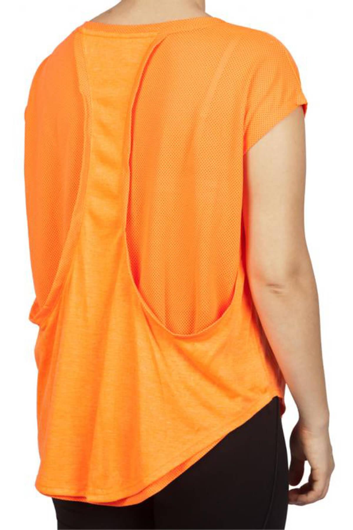 Exuma Kadın T-Shirt - Spor T-Shirt - 362203 2