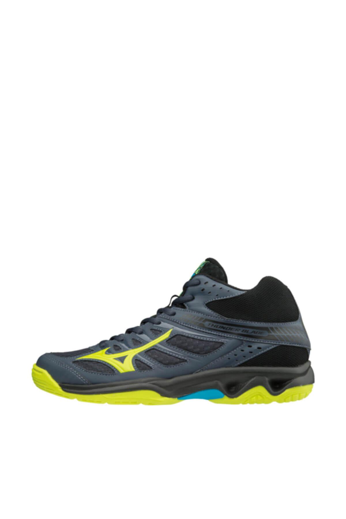 MIZUNO V1GA18754785Z Siyah Kadın Sneaker Ayakkabı 100468624 1
