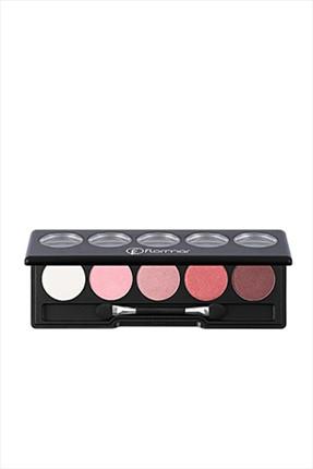 Flormar Color Palette Eyeshadow Gül Kurusu Göz Farı 006 8690604051595