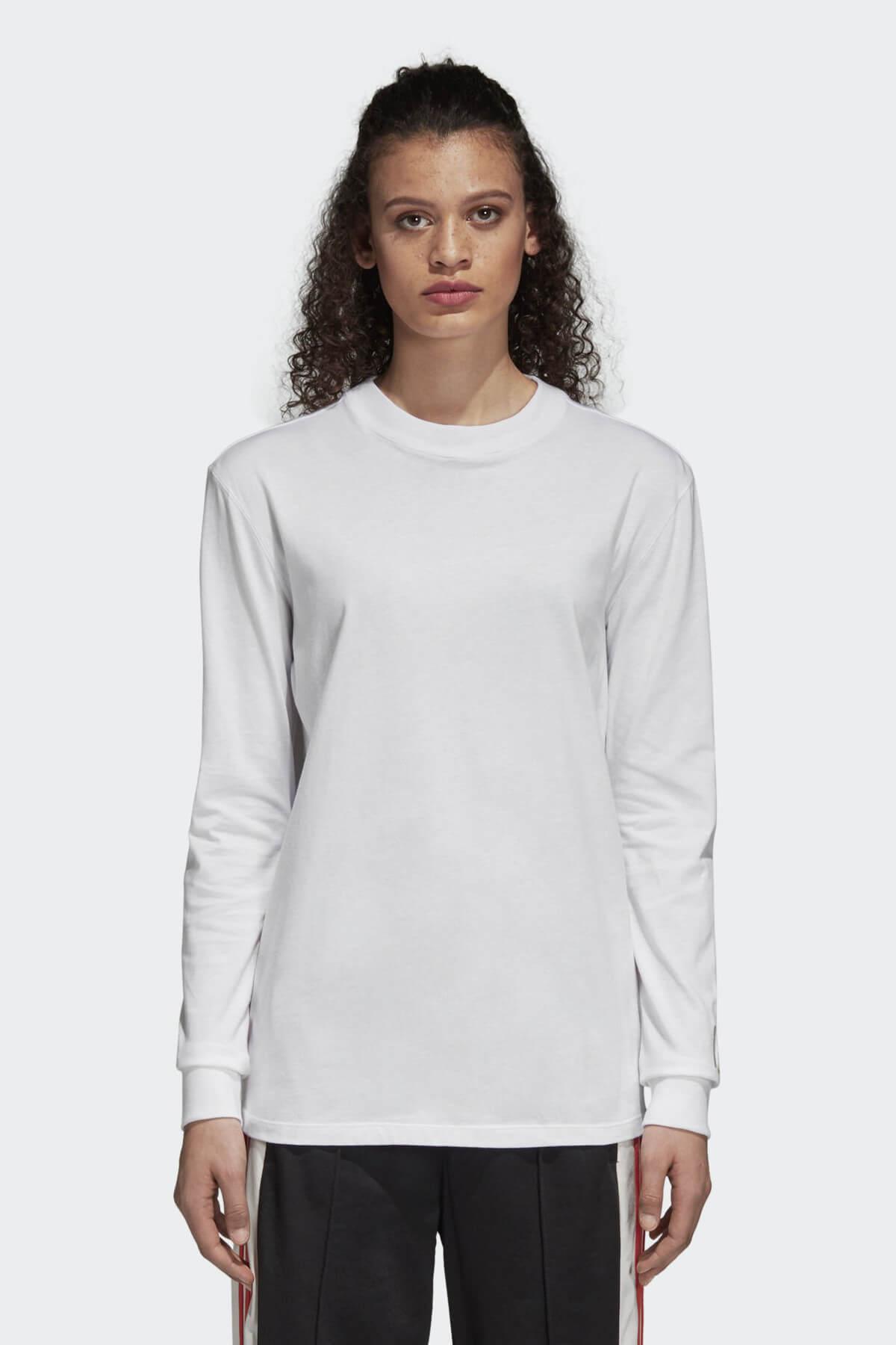 adidas Kadın T-Shirt - T-Shirt Ls  - DN5573 1