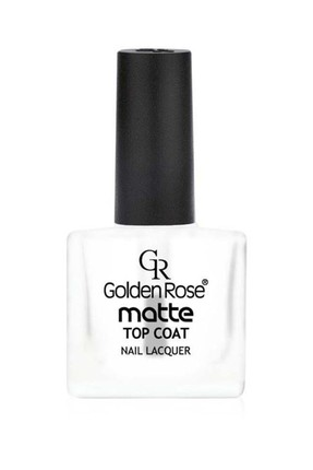 Golden Rose Matlaştırıcı Tırnak Cilası - Matte Top Coat Nail Lacquer 8691190069827