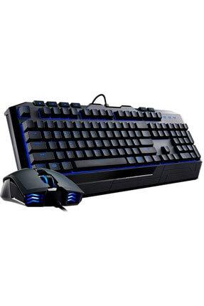 Cooler Master Devastator II Mavi Led Gaming Klavye Mouse Set
