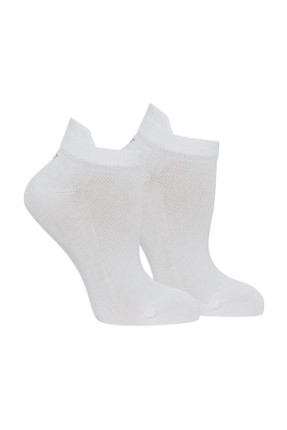 THERMOFORM Beyaz Bambu 3Lü Patik Çorap