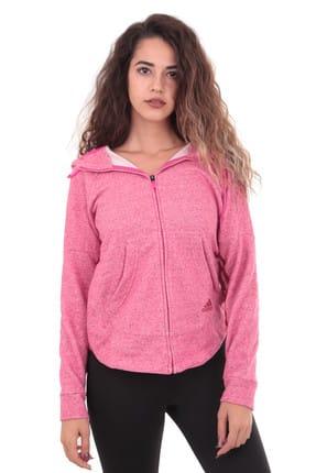 adidas S2S FZ HOODY Pembe Kadın Sweatshirt 100575740