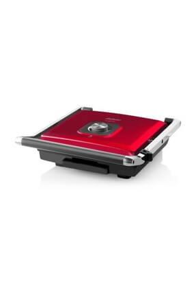 Arzum AR2022 Metalium 2000 Watt Izgara ve Tost Makinesi - Nar