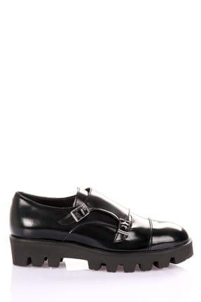 WOMENJ Siyah Kadın Ayakkabı W1619052