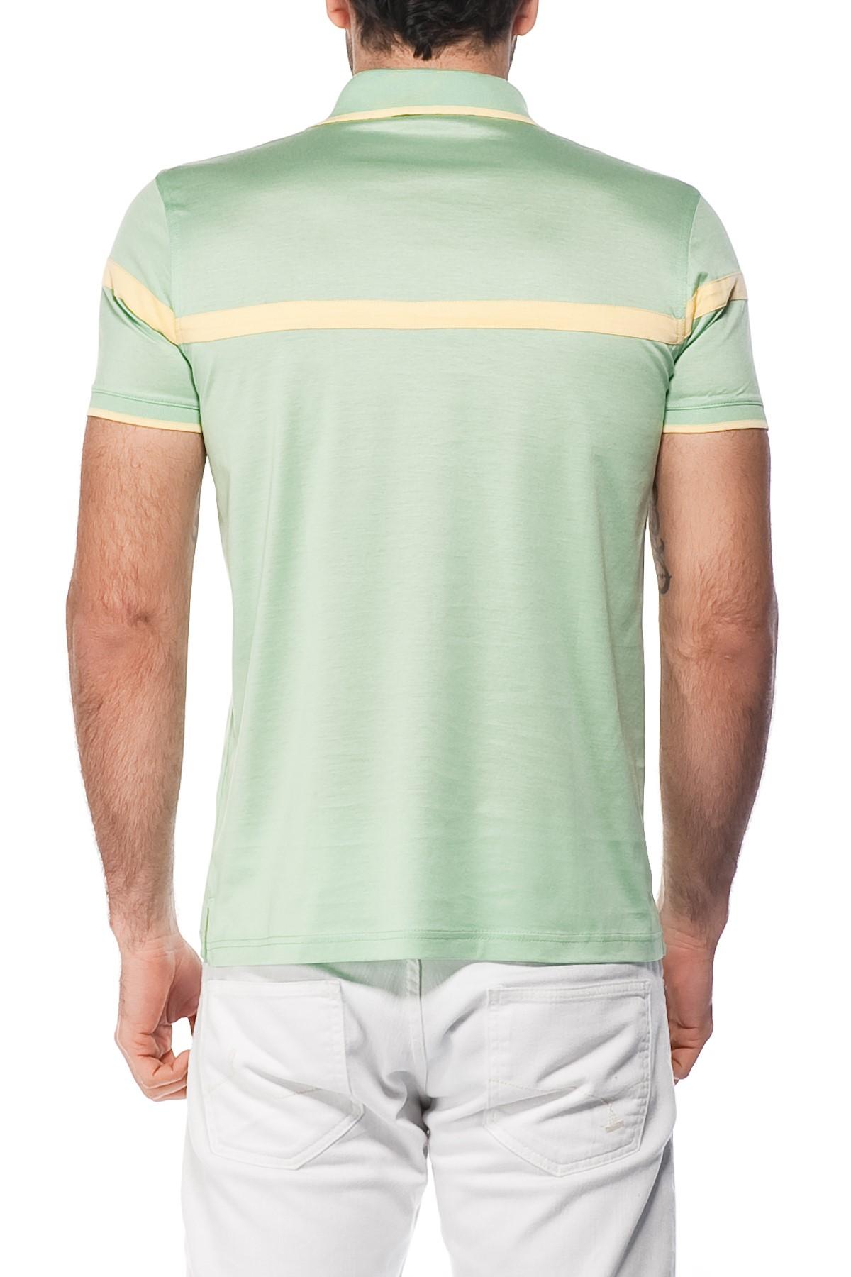 Karaca Fıstık Yeşili Erkek T-Shirt - 113206006 2