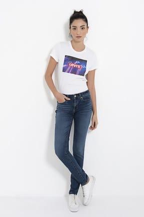Levi's Kadın 711 Skinny Jean 18881-0293