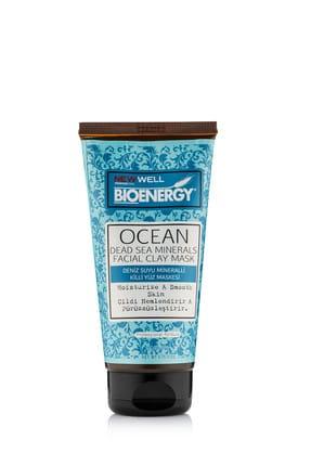 New Well Killi Yüz Maskesi - Bioenergy Moss Facial Ocean Deniz Suyu Mineralli 8680923319674
