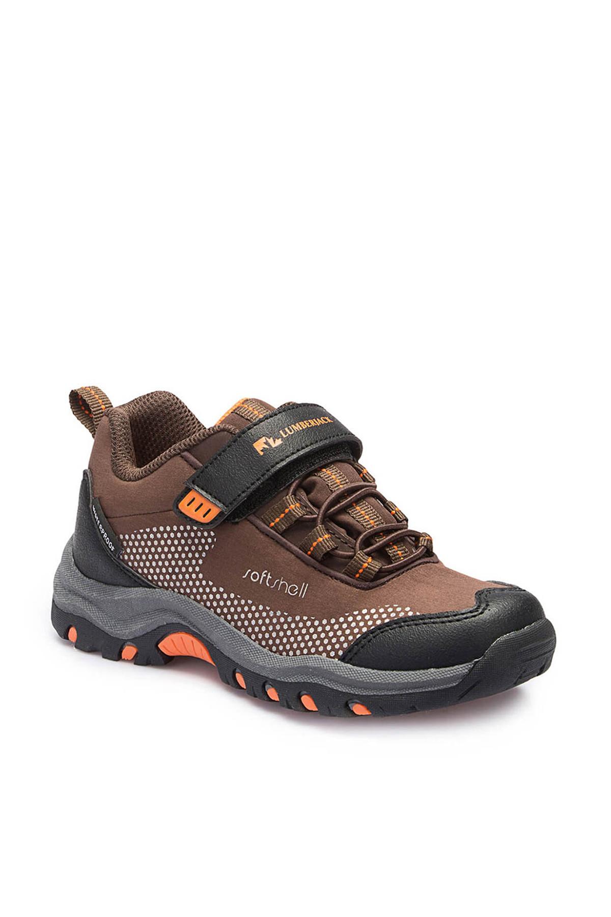 lumberjack A3374017 Kahverengi Unisex Çocuk Ayakkabı 100227301 1