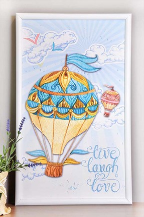 The Mia Tablo Balon B - 50x30 cm TBL0002