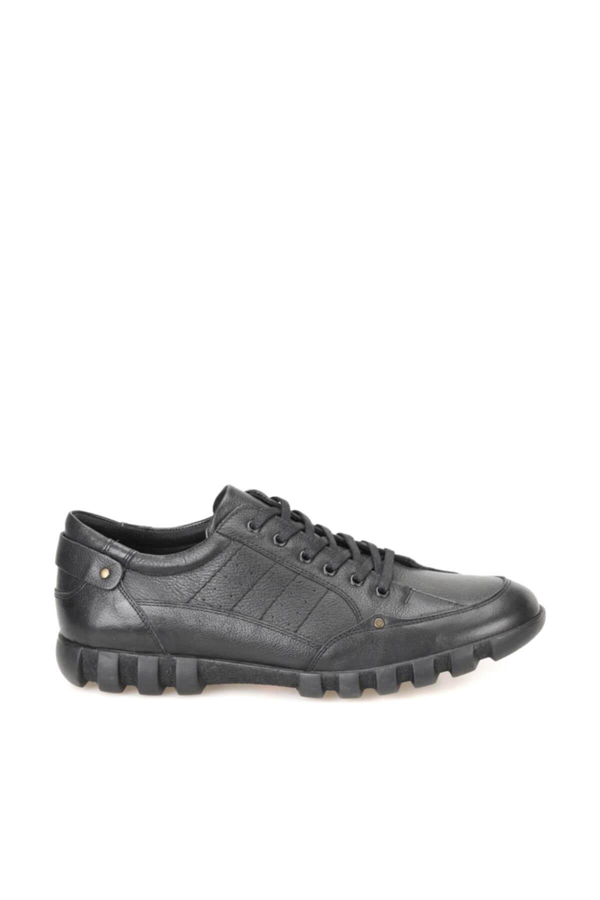 OXIDE 703 Siyah Erkek Deri Ayakkabı 100319903 2