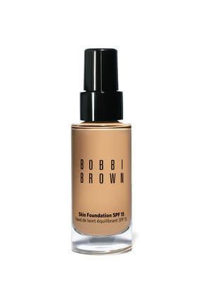 BOBBI BROWN Fondöten - Skin Foundation Spf 15 Warm Sand 2.5 716170064840