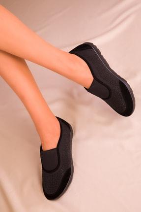 SOHO Siyah Kadın Casual Ayakkabı 14482