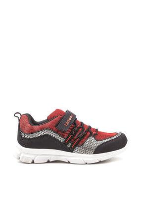 LETOON Çocuk Kırmızı  Spor Ayakkabı - Filet  - 001F 6322