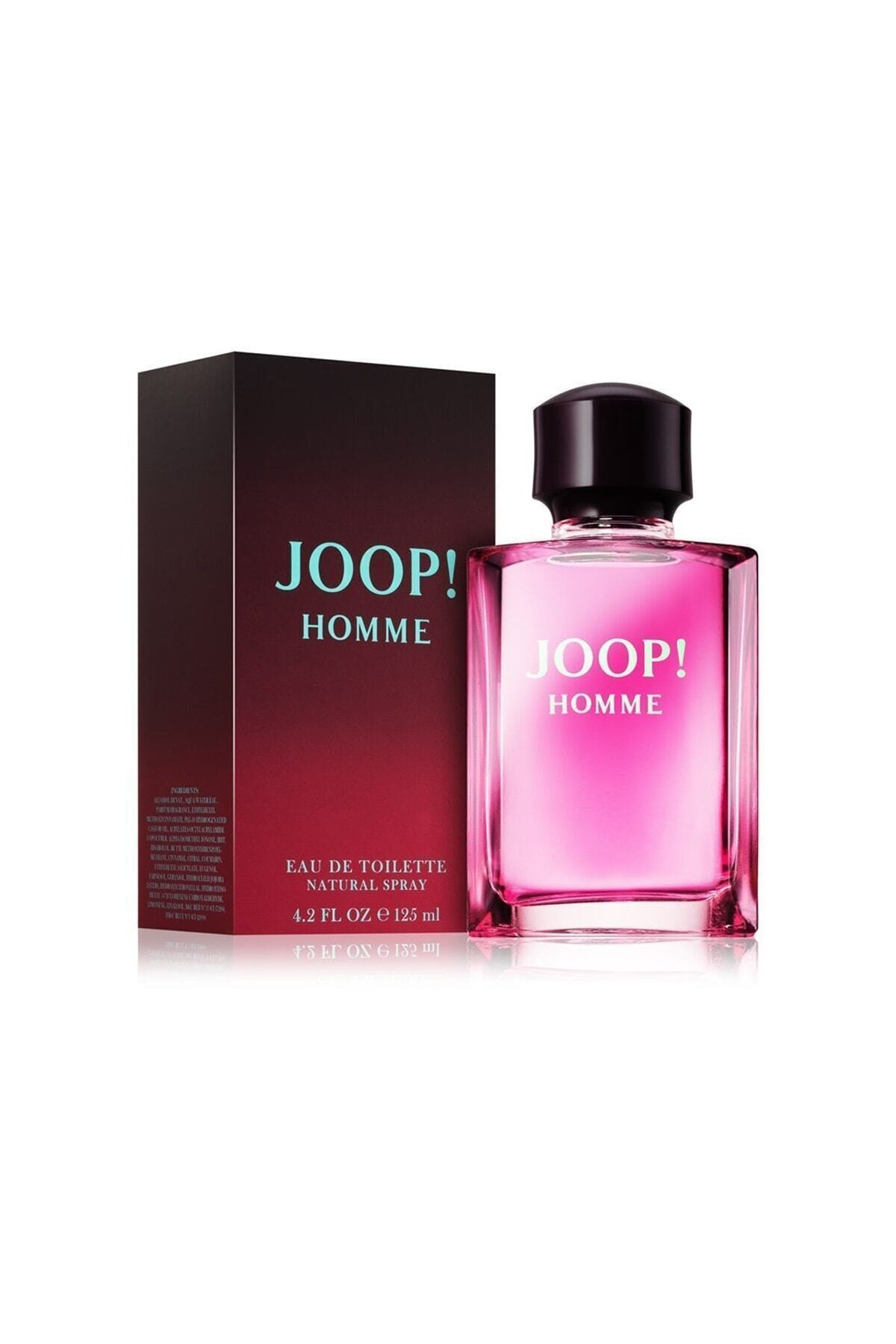 Joop Homme Edt 125 ml Erkek Parfümü 3414206000608 1
