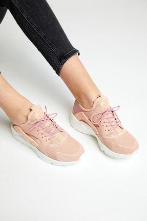 Tonny Black Kadın Somon Spor Ayakkabı Hrc-q