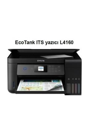 EPSON Its L4160 Renkli Wi-Fi Tanklı Fot/Tar/Prn