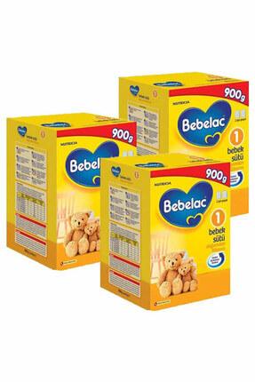 Bebelac 1 Bebek Sütü 900 Gr 3'lü
